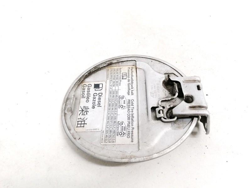 Fuel door Gas cover Tank cap (FUEL FILLER FLAP) Volkswagen Sharan 2002    1.9 7M0809905F