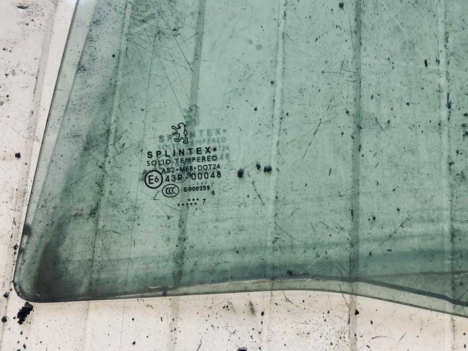 Duru stiklas G.K. Peugeot 307 2007    0.0 used