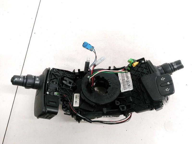 Posukiu, Sviesu ir valytuvu rankeneliu komplektas Renault Scenic 2004    1.5 7701060399