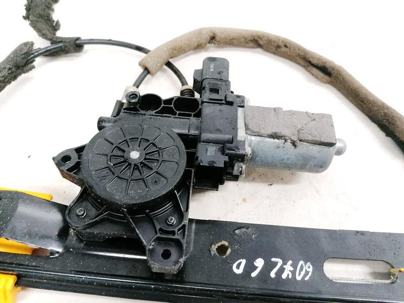 Duru lango pakelejo varikliukas G.D. Jaguar XF 2008    2.7 D316800