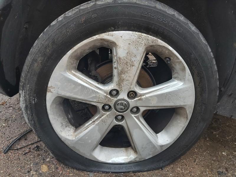 Lietu ratu komplektas R18 Opel Mokka 2014    1.7 used