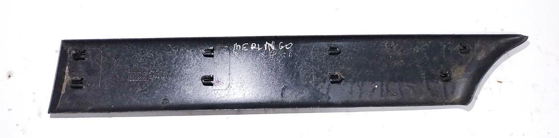Right Rear Fender (Arch) Molding Citroen Berlingo 1997    0.0 9619030277