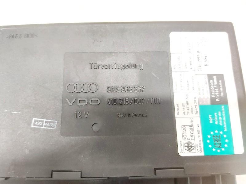 General Module Comfort Relay (Unit) Audi TT 1999    1.8 8n8962267