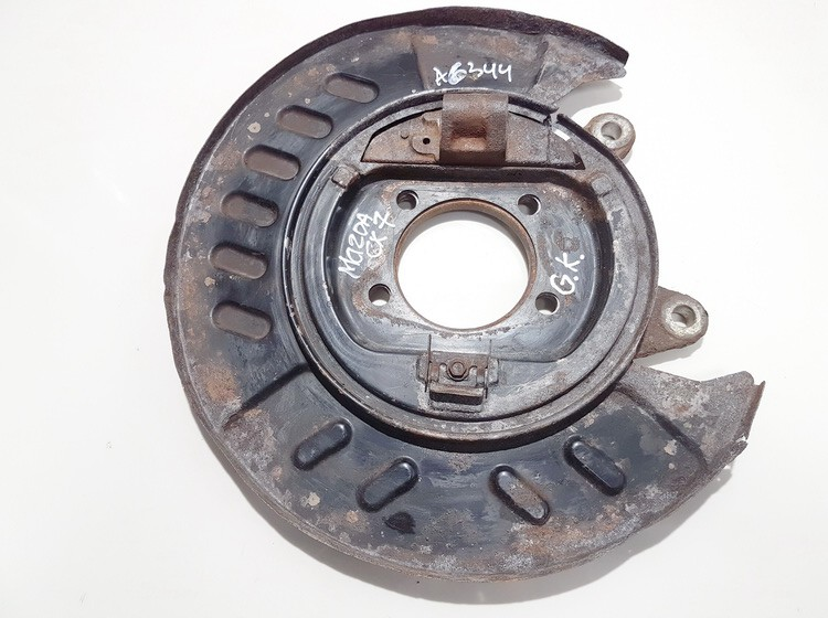 Stabdziu disko apsauga galine kaire (G.K.) Mazda CX-7 2007    2.3 used