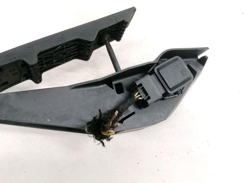 Accelerator throttle pedal (potentiometer) BMW 5-Series 2006    2.0 3542676693002