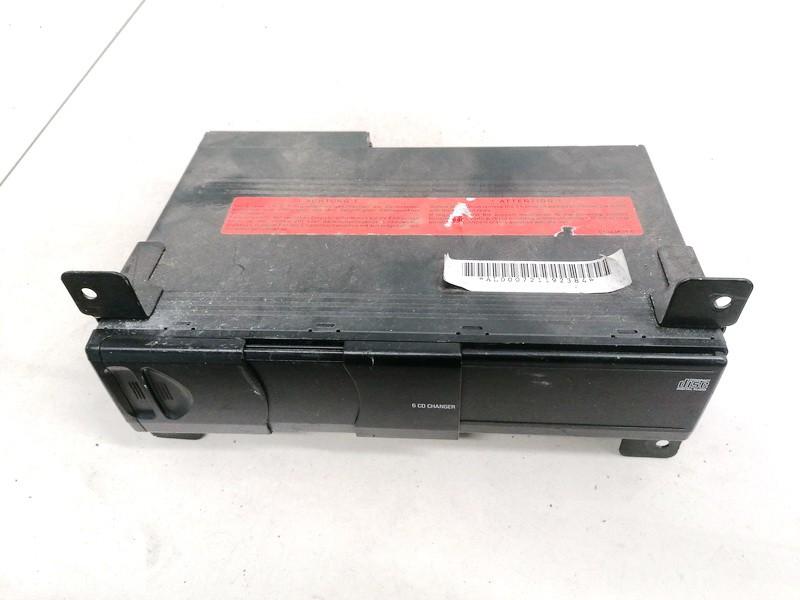 CD changers BMW 3-Series 2004    2.0 65126913388