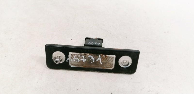 Numerio apsvietimas Skoda Octavia 2003    0.0 1Z0943021B