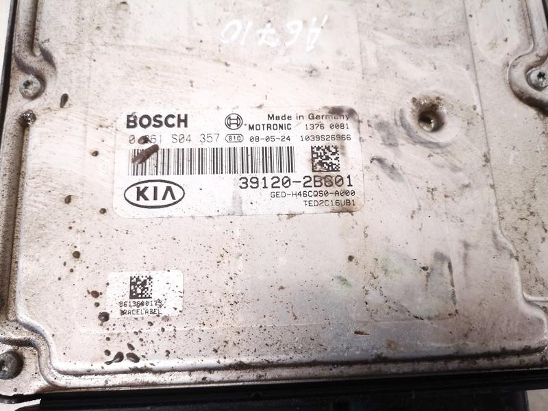 ECU Engine Computer (Engine Control Unit) Kia Ceed 2009    1.6 391202b601