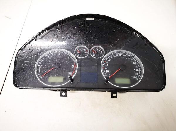 Spidometras - prietaisu skydelis Volkswagen Sharan 2002    1.9 7m3920820h