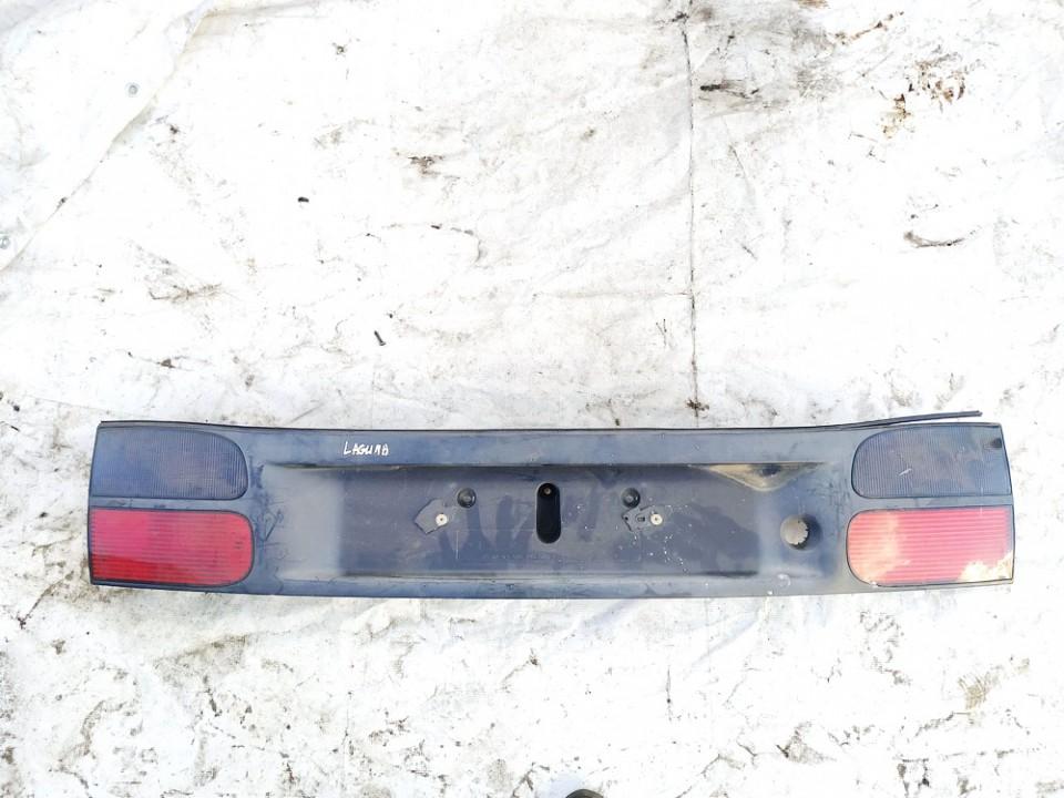 Galinio dangcio isorine apdaila (numerio apsvietimas) Renault Laguna 1996    0.0 7701038277