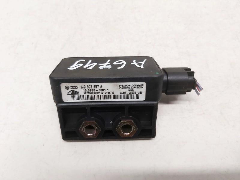 Esp Accelerator Sensor (ESP Control Unit) Audi TT 1999    1.8 1j0907657a