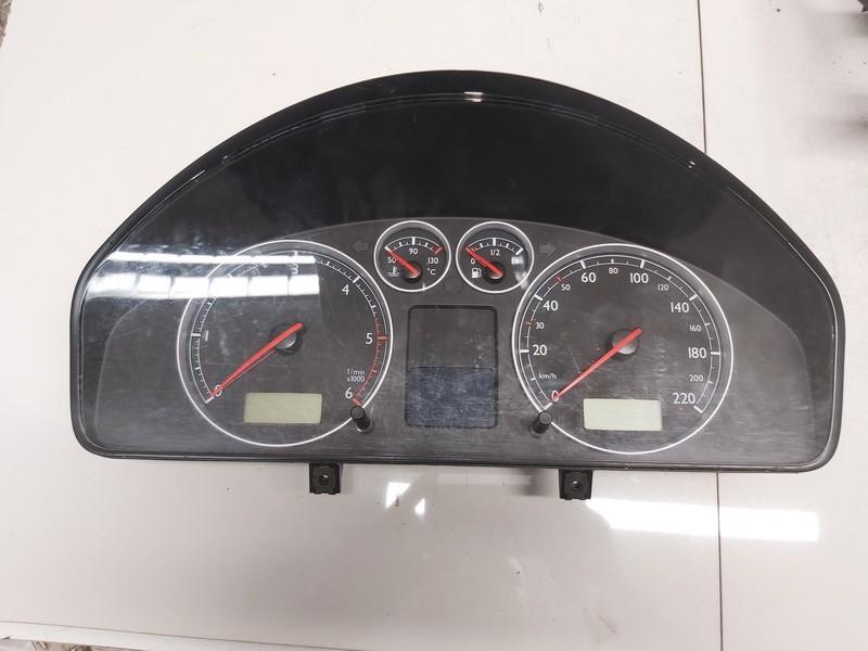 Spidometras - prietaisu skydelis Seat Alhambra 2001    1.9 7m7920820a