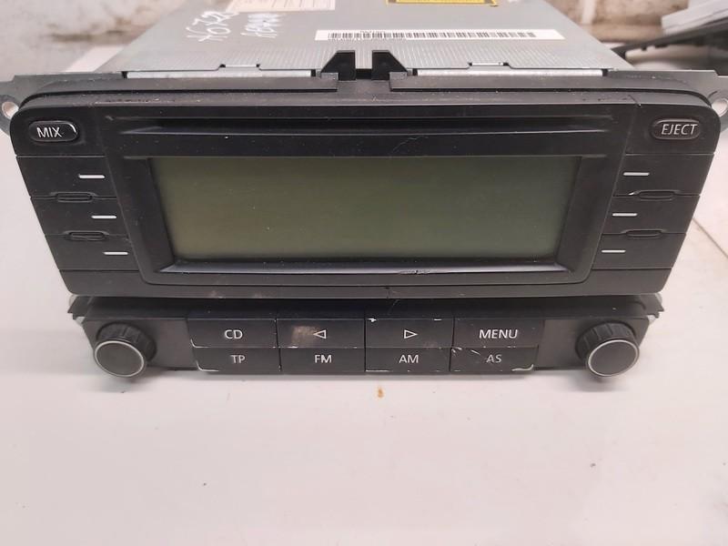 Autoradio Volkswagen Touran 2003    1.9 1k0035186d