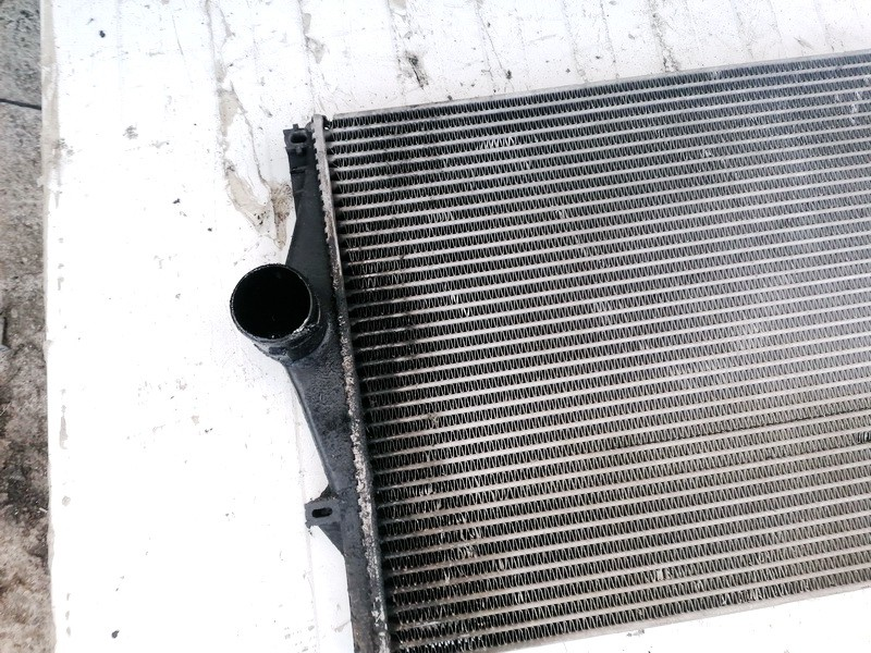 Intercooler radiator - engine cooler fits charger Volvo S80 2000    2.5 USED