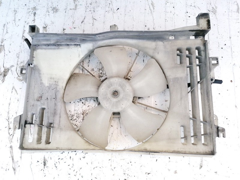 Diffuser, Radiator Fan Toyota Corolla 2004    1.6 USED
