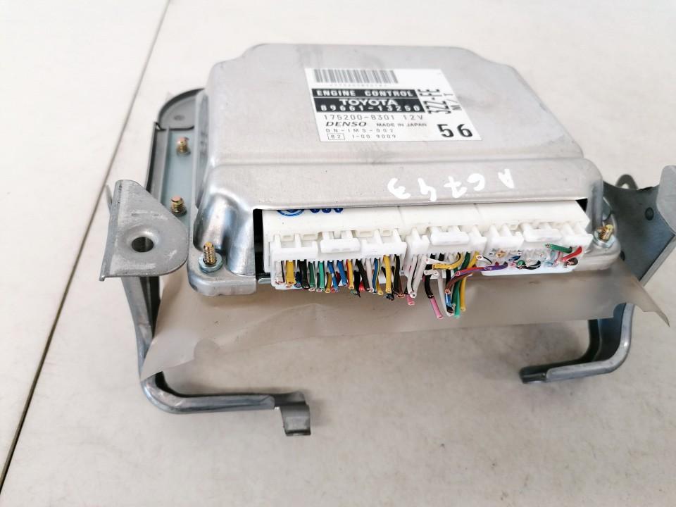 ECU Engine Computer (Engine Control Unit) Toyota Corolla 2004    1.6 8966113250