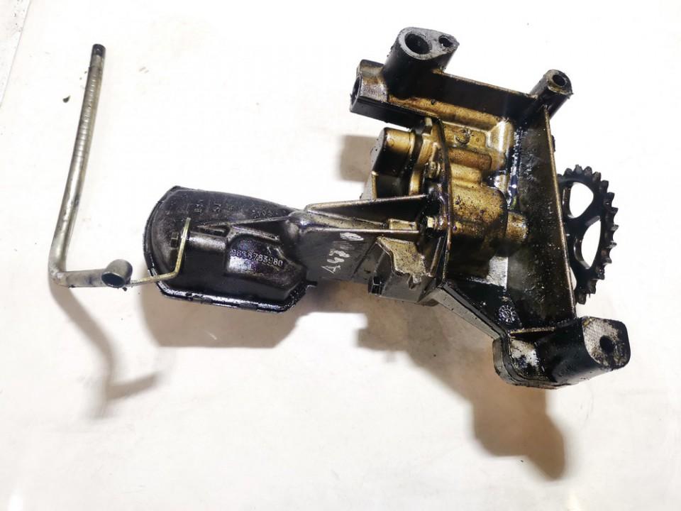 Tepalo siurblys Citroen C5 2007    2.0 9638783980