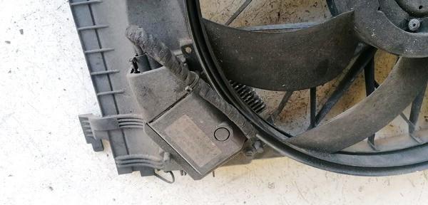 Blower Fan Regulator (Fan Control Switch Relay Module)  Mercedes-Benz C-CLASS 2002    2.2 885001965
