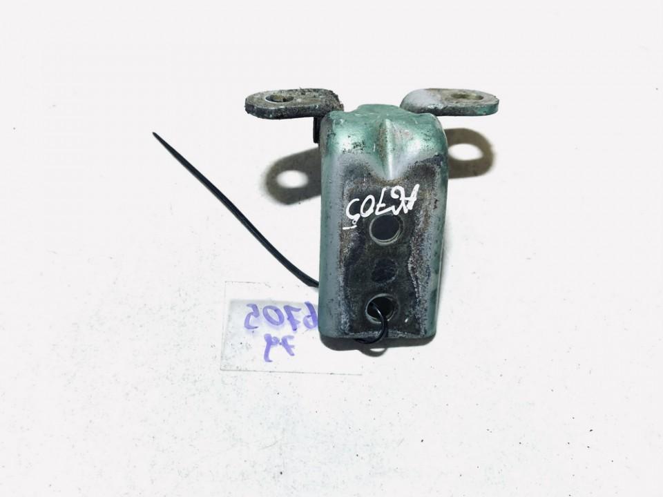 Galiniu duru vyris Gal. Hyundai Getz 2005    1.3 used