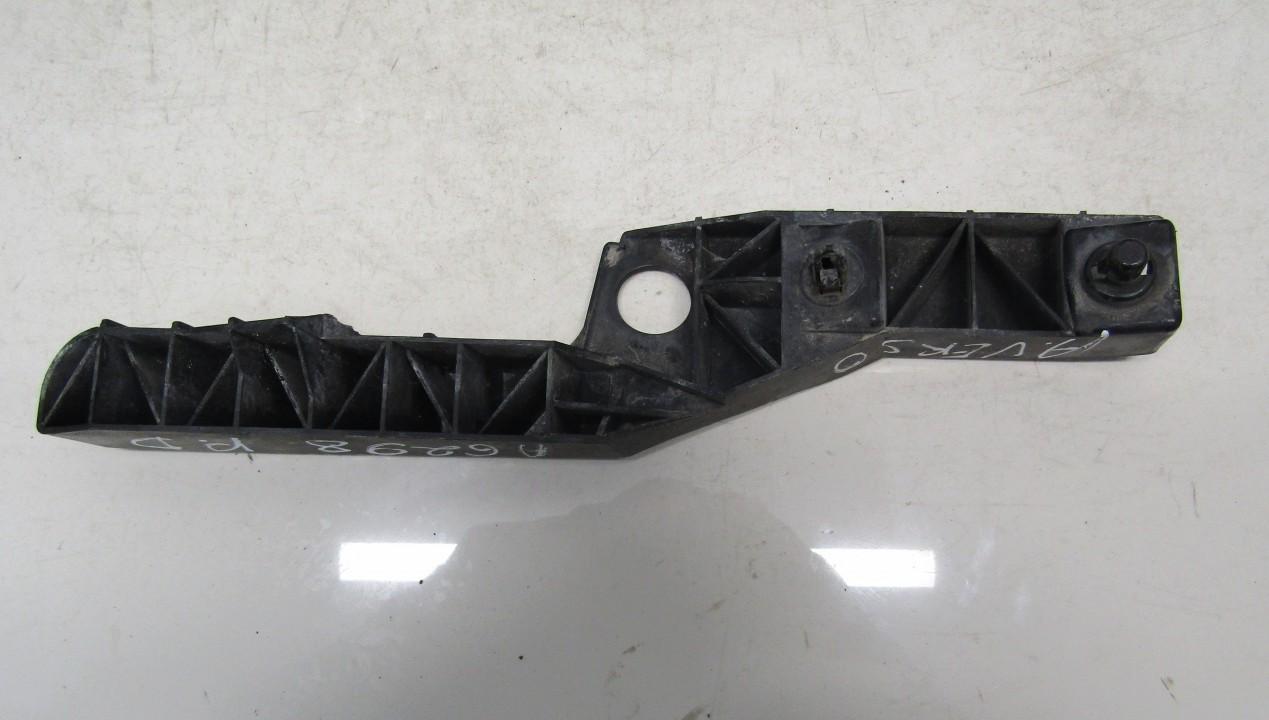 Front Bumper mounts (BUMPER BRACKET) right Toyota Avensis Verso 2002    2.0 370N