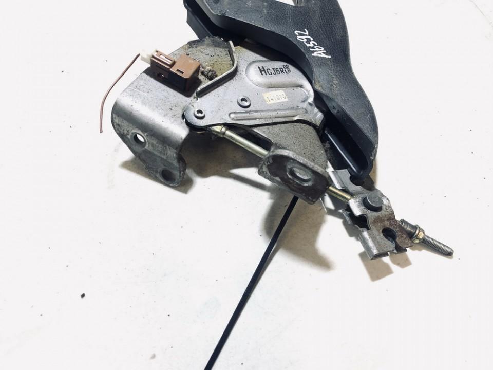 Rankinio stabdzio rankena Mazda 6 2002    2.0 hgj6r