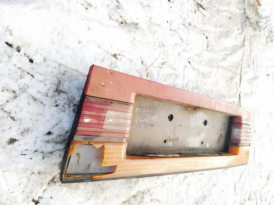 Galinio dangcio isorine apdaila (numerio apsvietimas) Mazda 626 1989    0.0 used