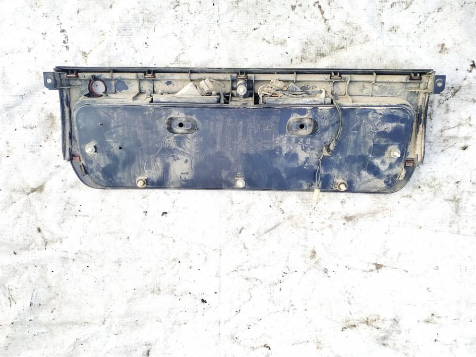 Galinio dangcio isorine apdaila (numerio apsvietimas) Toyota Celica 1991    0.0 7583120330