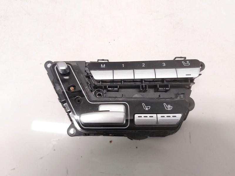 Sedynes kontroles mygtukas Mercedes-Benz S-CLASS 2007    3.0 a2218709258
