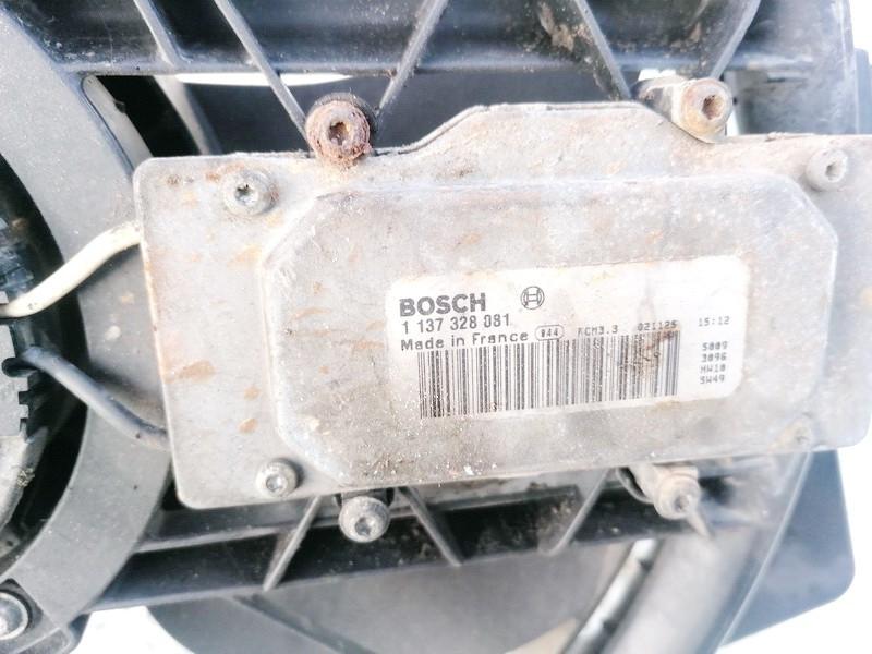 Blower Fan Regulator (Fan Control Switch Relay Module)  Ford Mondeo 2003    2.0 1137328081