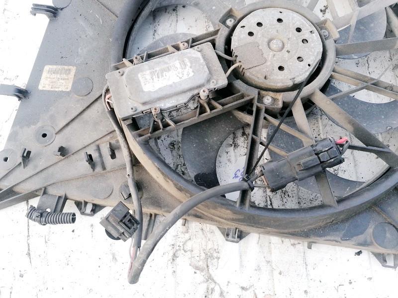 Blower Fan Regulator (Fan Control Switch Relay Module)  Volvo S80 2002    2.9 USED