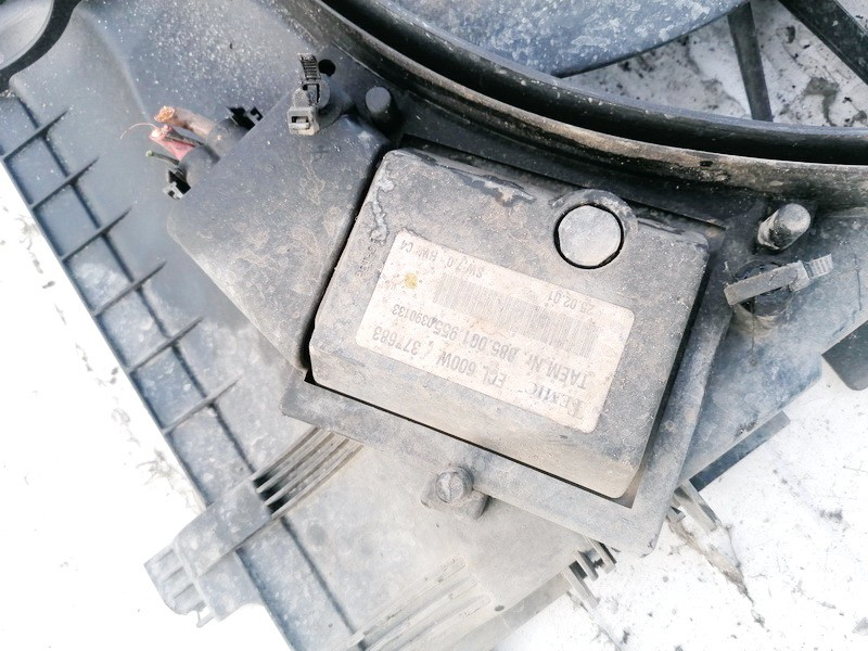 Blower Fan Regulator (Fan Control Switch Relay Module)  Mercedes-Benz C-CLASS 2002    2.2 885001955