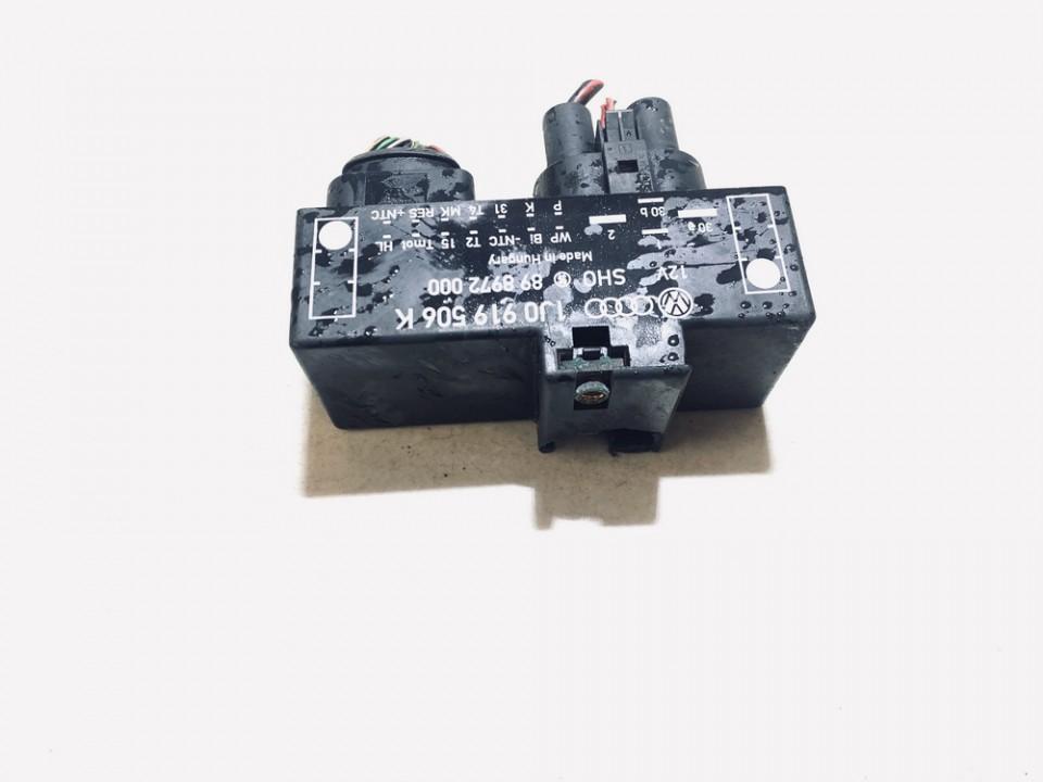 Blower Fan Regulator (Fan Control Switch Relay Module)  Volkswagen Golf 2000    1.9 1j0919506k