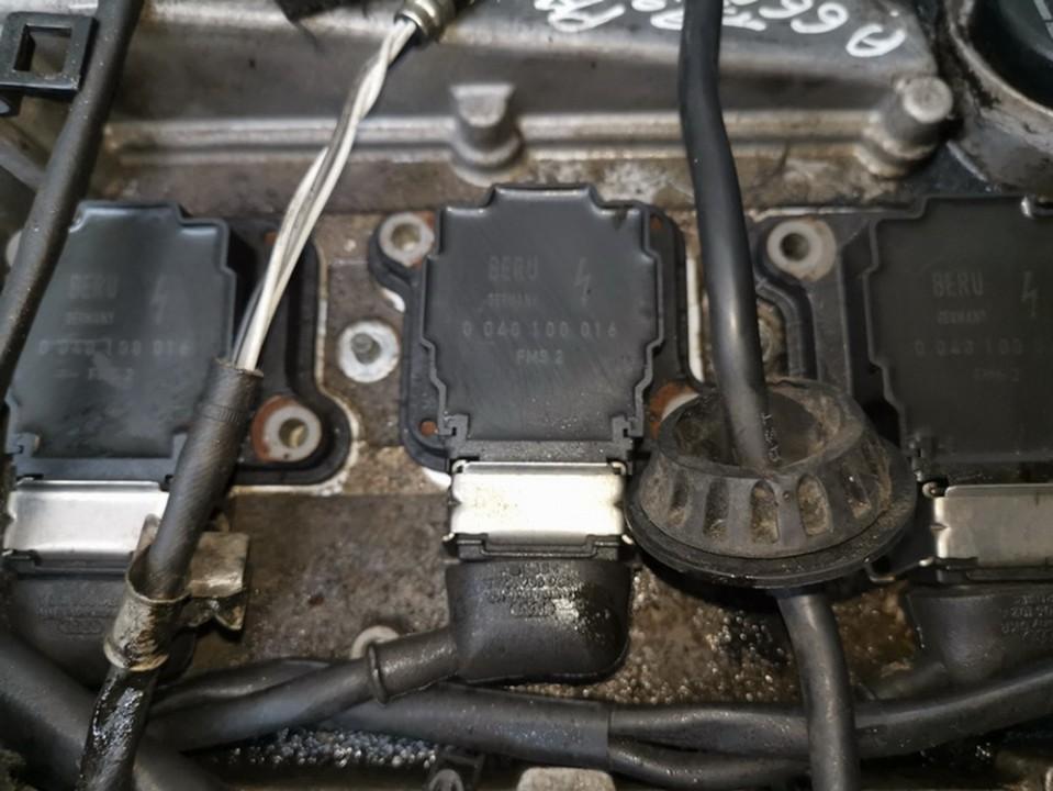 Uzdegimo rite (babina) Volkswagen Passat 1999    1.8 0040100016