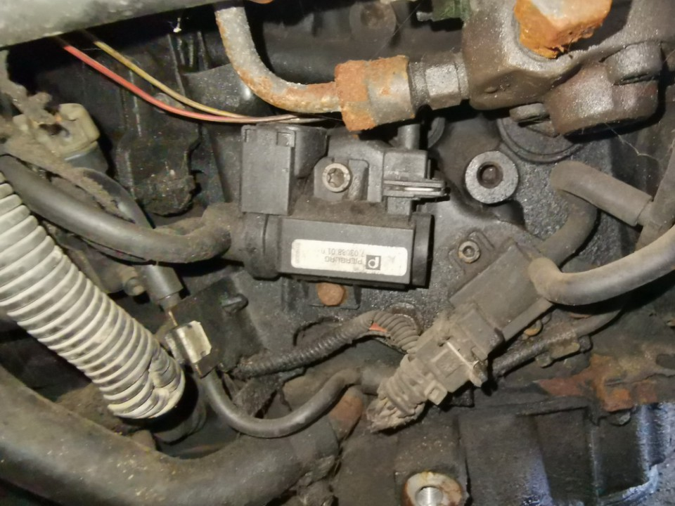 Electrical selenoid (Electromagnetic solenoid) Opel Meriva 2004    1.7 703088010