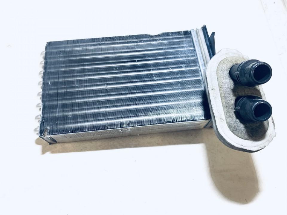 Salono peciuko radiatorius Volkswagen Golf 2000    1.9 1j1819031a