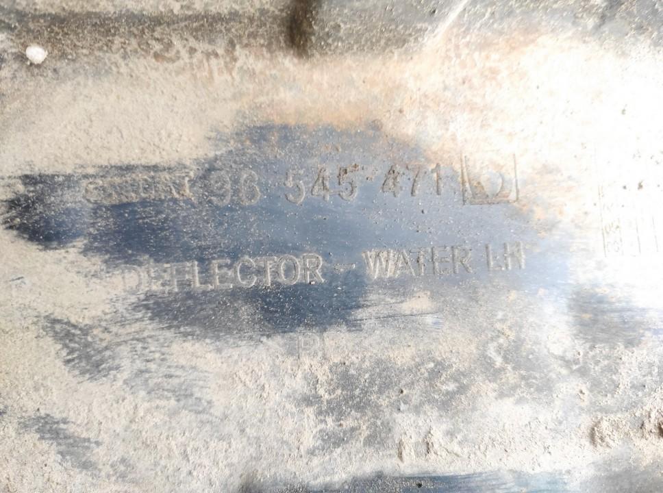 Variklio apsauga (padonas) Chevrolet Lacetti 2004    1.8 96545471