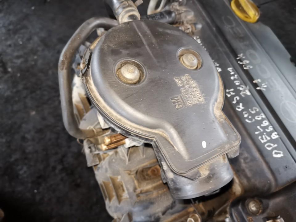 Intake Hose (Air HOSE)(Air Pipe) Opel Corsa 2002    1.2 90572687
