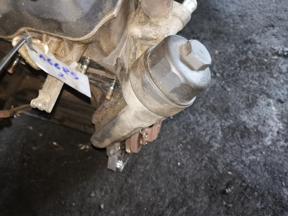 Oil Filter Housing (oil filter cooler) Opel Corsa 2002    1.2 90530259