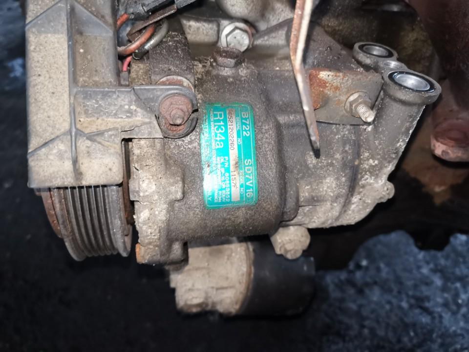 AC AIR Compressor Pump Alfa-Romeo 147 2002    1.6 60653652