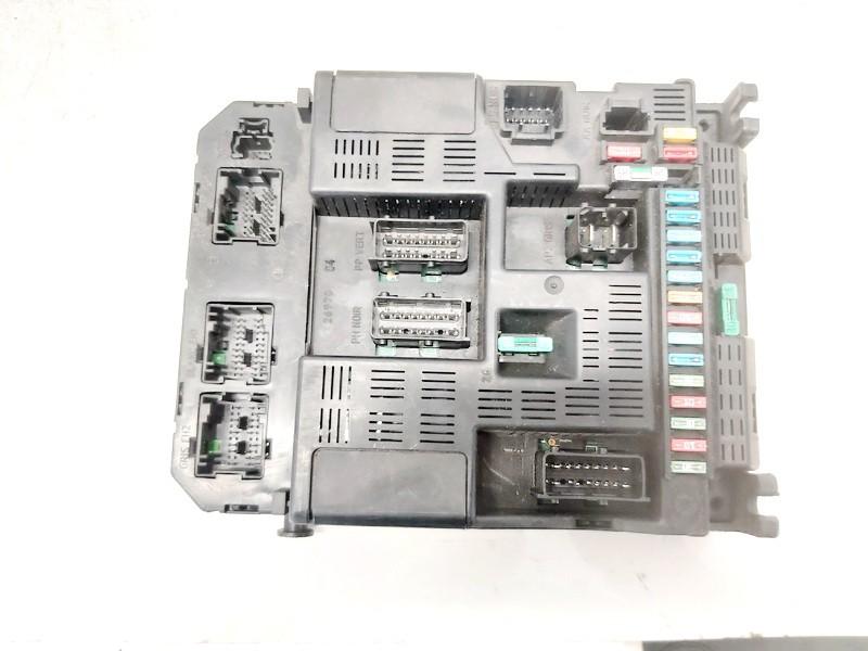 General Module Comfort Relay (Unit) Peugeot  307, 2000.08 - 2005.06