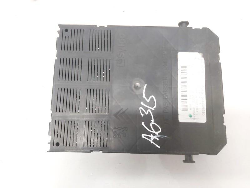 General Module Comfort Relay (Unit) Peugeot 307 2002    2.0 9644098380
