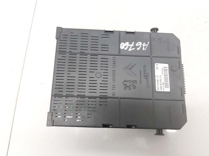 General Module Comfort Relay (Unit) Peugeot 307 2006    1.6 216760315b