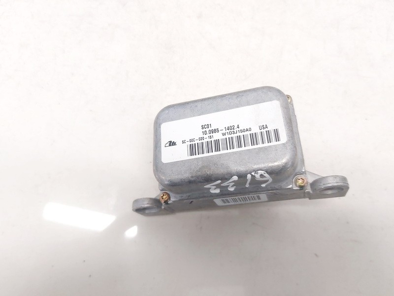 Esp Accelerator Sensor (ESP Control Unit) Renault Espace 2004    2.2 8200301391
