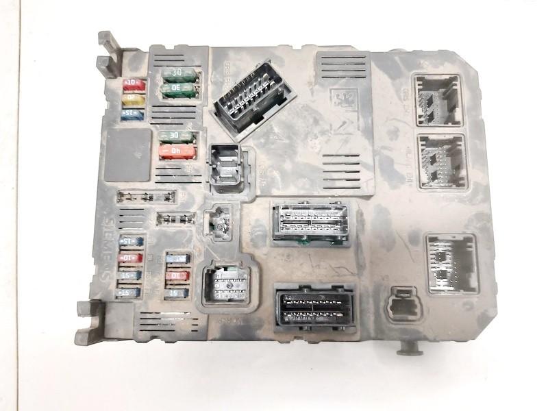 General Module Comfort Relay (Unit) Citroen Berlingo 2003    2.0 used
