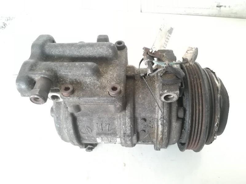 AC AIR Compressor Pump 4472004146 447200-4146, 10pa17c Jaguar XJ 2006 4.2