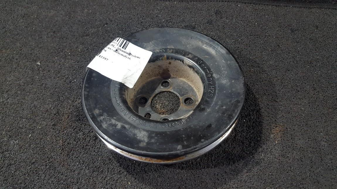 Alkuninio veleno dantratis (skyvas - skriemulys) 028105253a nenustatyta Audi 80 1992 1.9