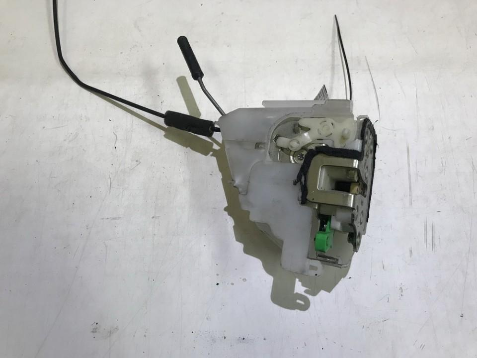 Door Lock Mechanism - rear right side nenustatytas n/a Honda ACCORD 1996 1.8