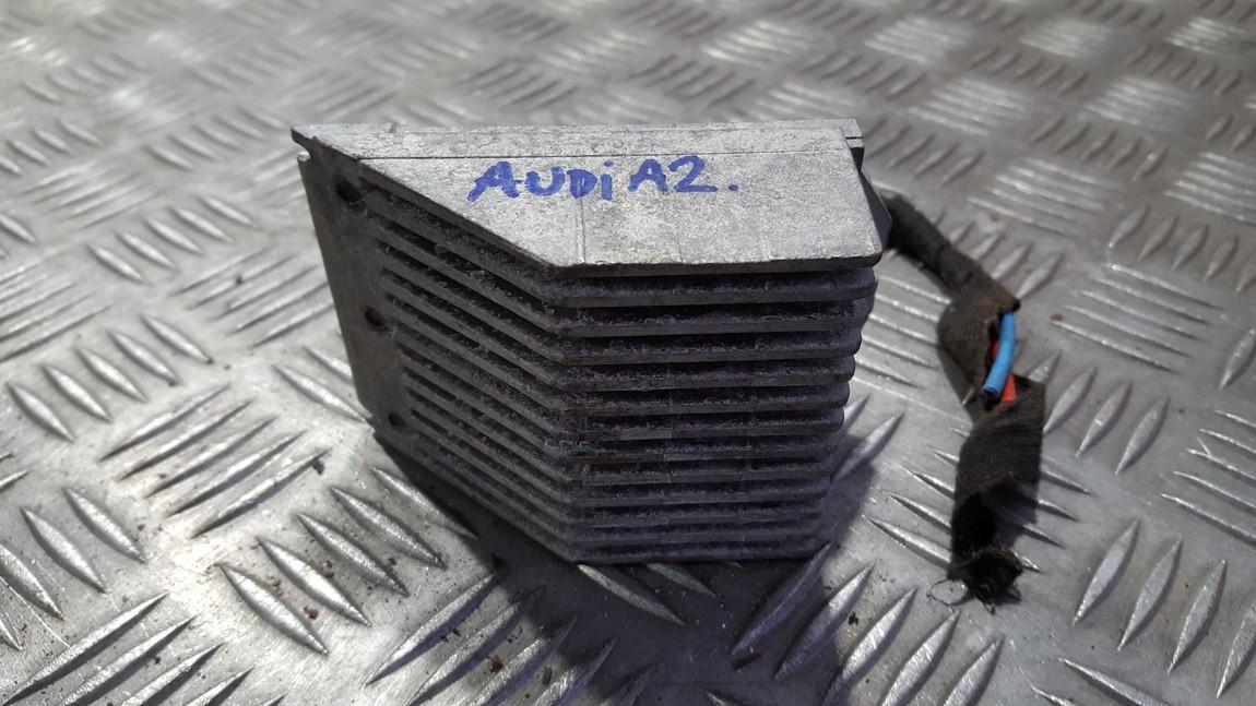 Audi  A2 Peciuko reostatas (ezys) (ventiliatoriaus rele)
