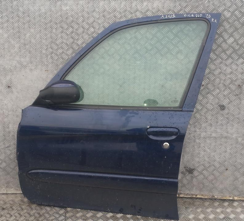 Автомобили Двери - передний левый NENUSTATYTA  Citroen XSARA PICASSO 2003 1.8