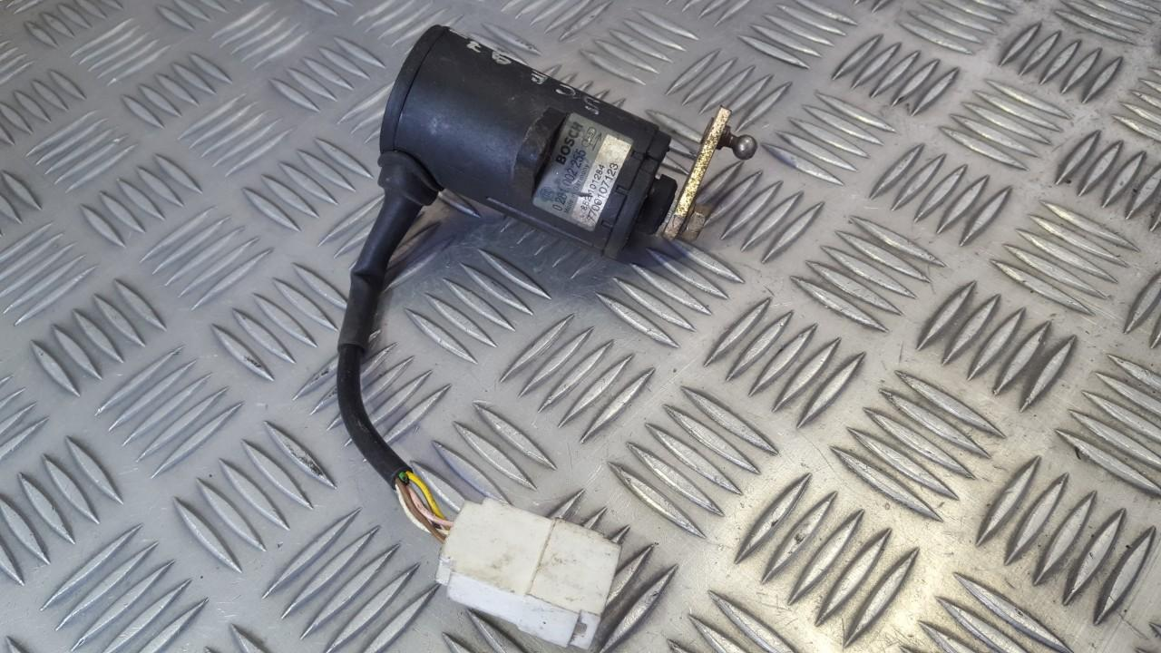 Elektrinis greicio pedalas Renault  Scenic